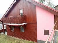 ubytování Vysočany na chatě k pronájmu