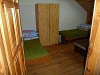 Pokoj 1 - chata k pronajmutí Bítov - zátoka Horky