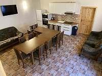 Obývací pokoj s kuchyní - Nové Mlýny