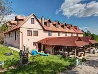 ubytování na Zlínsku Penzion na horách - Zlín