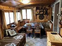 Chata u Svobodu - k pronájmu Lančov