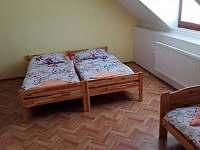 Rubinet - ložnice