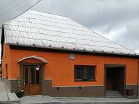 Apartmán na horách - dovolená Moravský kras rekreace Ostrov u Macochy