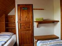Podkroví - menší pokoj