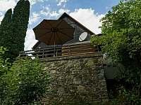 Chata nad splavem - ubytování Podhradí nad Dyjí