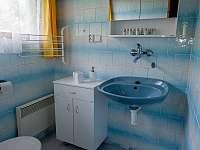 Čistá a prostorná koupelna s WC - Podhradí nad Dyjí