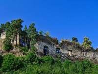 Hrad Frejštejn - Podhradí nad Dyjí