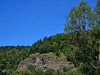 Přírodní památka Podhradské skály -
