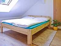 Apartmán Deluxe ložnice