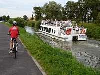 Cyklostezka podél Baťova kanálu - Buchlovice - Smraďavka