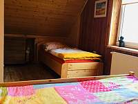 Pokoj v patře pro tři osoby - Buchlovice - Smraďavka