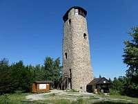Rozhledna Brdo - chata k pronájmu Buchlovice - Smraďavka