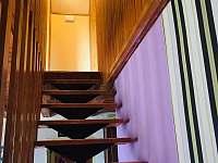 Schody do patra - Buchlovice - Smraďavka