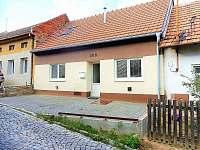 Chalupa ubytování v obci Násedlovice