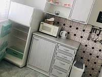 lednice, mikrovnka - apartmán ubytování Znojmo