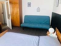 Ložnice - apartmán ubytování Znojmo