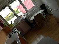 kuchyňský kout - apartmán k pronajmutí Velké Němčice