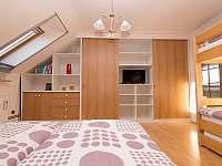 pokoj č. 2 - chalupa ubytování Moravský Žižkov