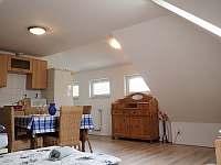 Podkrovní apartmán A2 v prvním mezipatře