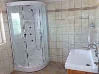 Společná koupelna pro pokoje P3 a P4