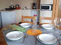 čtyřlůžkový ap.s kuchyní - Mikulov