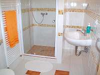 koupelna čtyř.lůžkový apartmán