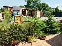 Penzion U Havranů - zahrada - relax - ubytování Mikulov