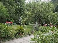 Zahrada - chalupa k pronájmu Řicmanice