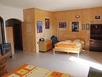 4 lůžkový apartmán - k pronájmu Olbramovice u Moravského Krumlova