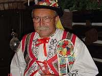 majitel - Olbramovice u Moravského Krumlova