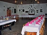 velký sál - pronájem apartmánu Olbramovice u Moravského Krumlova