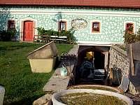 vinobraní - apartmán k pronájmu Olbramovice u Moravského Krumlova