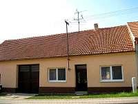 Chalupa k pronájmu - Bořetice Jižní Morava