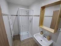 koupelna apartmán č.1 - pronájem Lednice