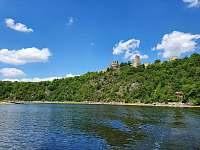 Chata Vranovská přehrada - chata ubytování Oslnovice - Chmelnice - 2