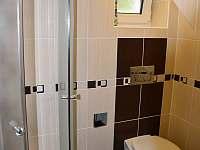 Bunč 17 - koupelna - pronájem chaty Roštín - Bunč