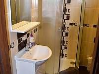 Bunč 17 - koupelna - chata k pronájmu Roštín - Bunč