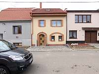 Apartmán na horách - okolí Moravské Nové Vsi