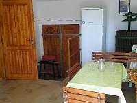lisovna - kolárna - chata ubytování Strachotín