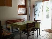 lisovna - kolárna - chata k pronájmu Strachotín
