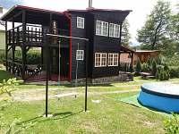 Chata k pronájmu - dovolená Moravský kras rekreace Jedovnice