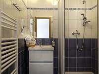 Koupelna v ložnici č.2