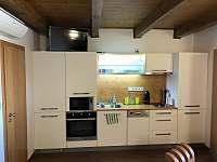 Nová kuchyně 2020 - pronájem apartmánu Velké Pavlovice