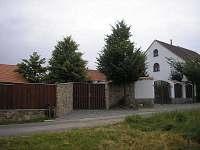 Chalupa ubytování v obci Ostrožské Předměstí