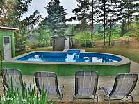 Bazén - Klobouky u Brna