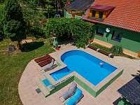 Celkový pohled 2 - rekreační dům ubytování Klobouky u Brna