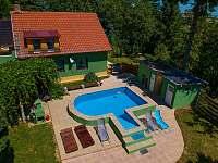 ubytování na Brněnsku Rekreační dům na horách - Klobouky u Brna