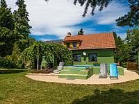 Celkový pohled 3 - rekreační dům k pronájmu Klobouky u Brna