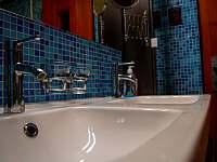 Koupelna 2 - rekreační dům k pronájmu Klobouky u Brna