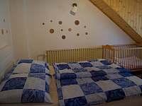 Třetí pokoj 2 - rekreační dům k pronajmutí Klobouky u Brna